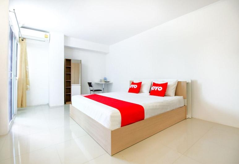 OYO 411 Grandview Condo 15, Bangkok, Dobbeltrom – deluxe, Gjesterom