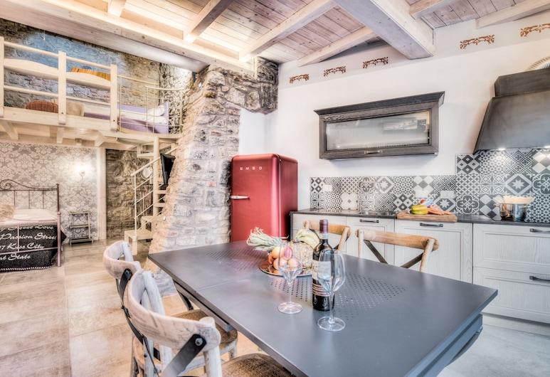 GIGLIO APARTMENTS, Florencia, Apartmán, 1 spálňa, terasa, Obývacie priestory