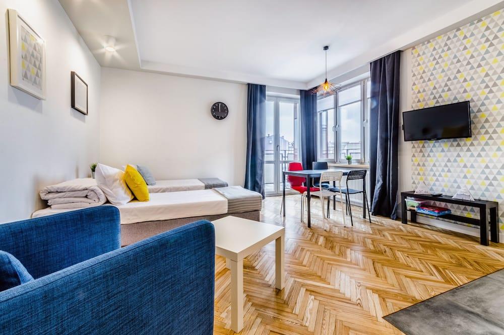 Apartment, Balcony (Pilsudskiego 16) - Private kitchenette