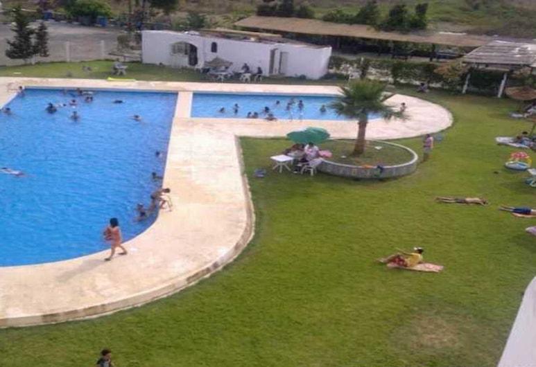 Residence Manel Cabo 2, M'diq, สระว่ายน้ำกลางแจ้ง