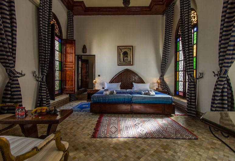 Riad Al Pacha, Fes, Double or Twin Room, Guest Room