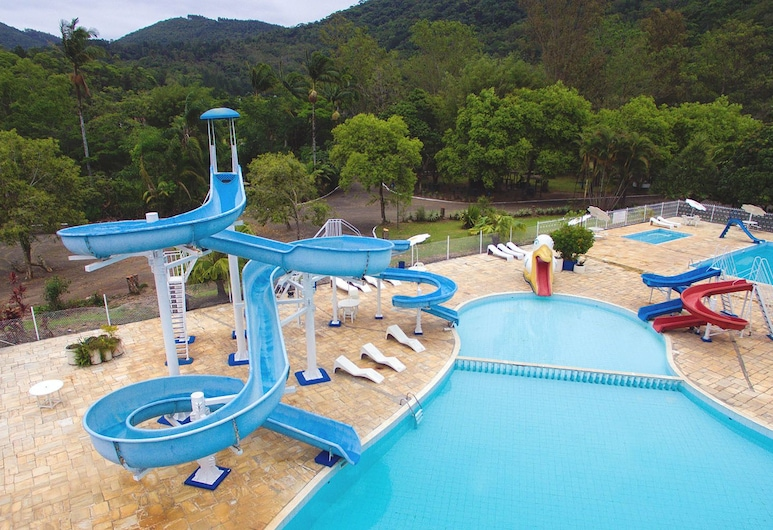 Hotel Sandrini, טובאראו, פארק מים