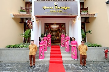 Φωτογραφία του Hanoi Nostalgia Hotel & Spa, Ανόι