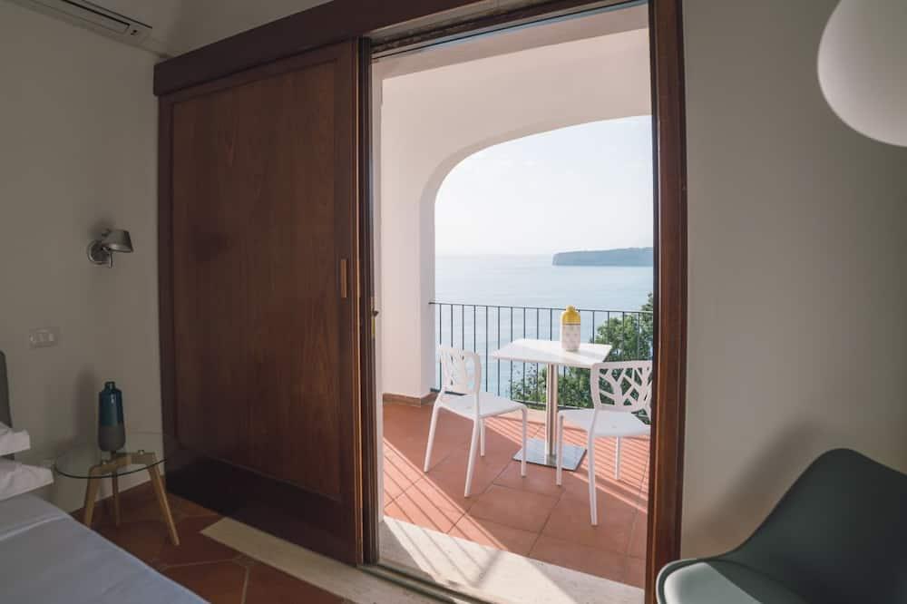 豪華雙人房, 陽台, 海灘景觀 (Opale) - 陽台