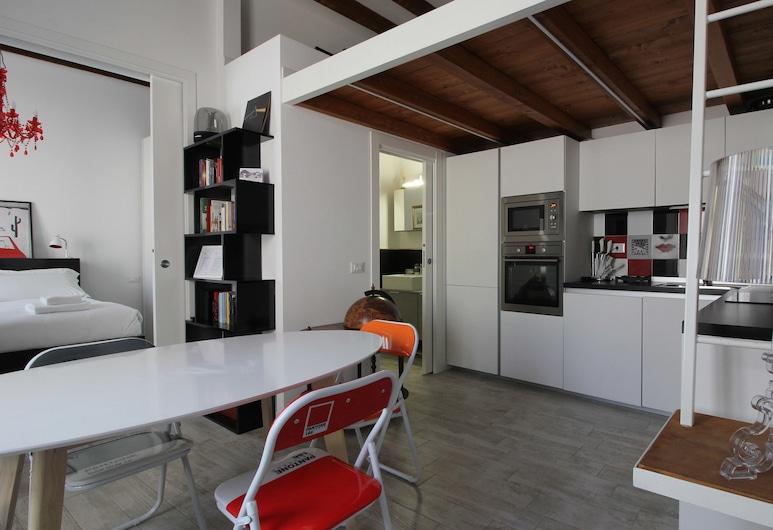 Italianway   - Canonica 34, Milaan, Appartement, 1 slaapkamer, Kamer