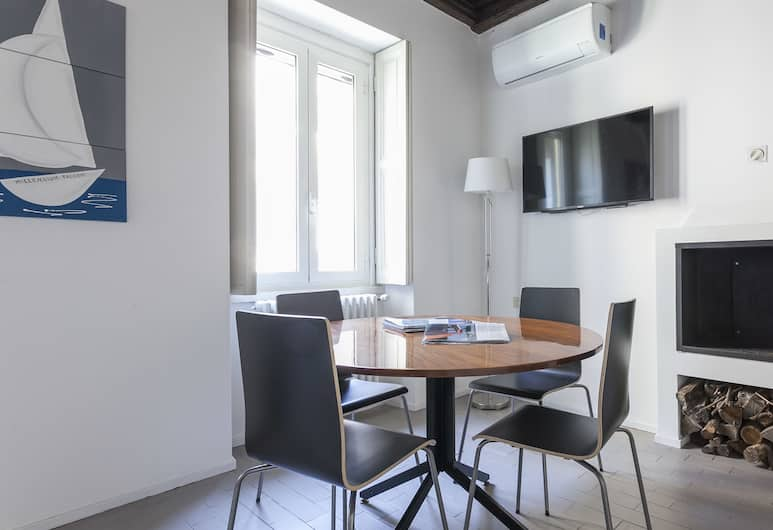 Italianway   - Terraggio, Milan, Apartemen, 1 kamar tidur, Area Keluarga