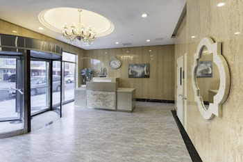 Selline näeb välja Mayflower Boutique Hotel, Long Island City