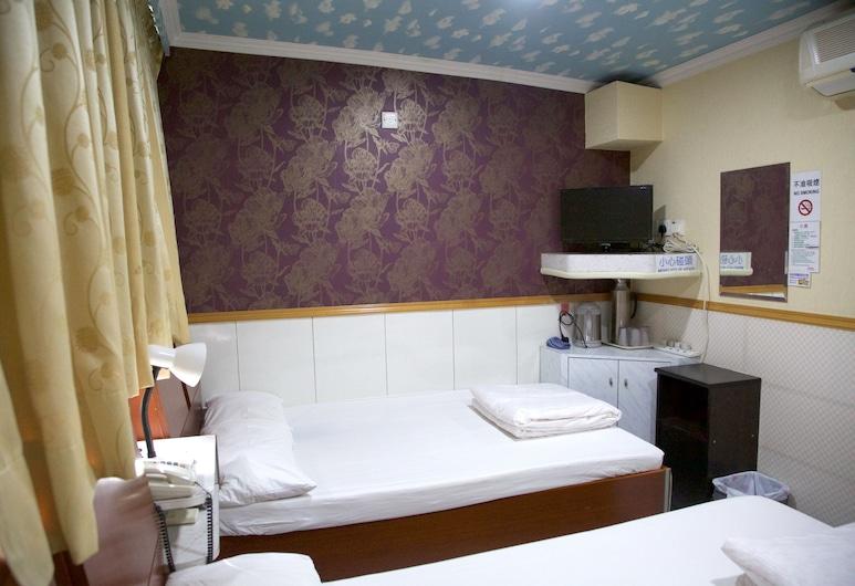 優景旅館, 香港, 四人房, 客房