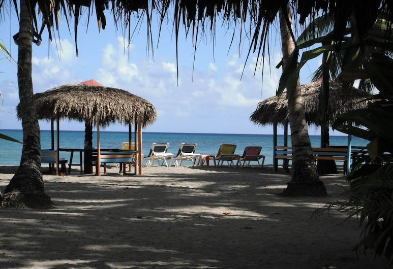 Playa Paraiso en Magante, Gaspar Hernández, Praia