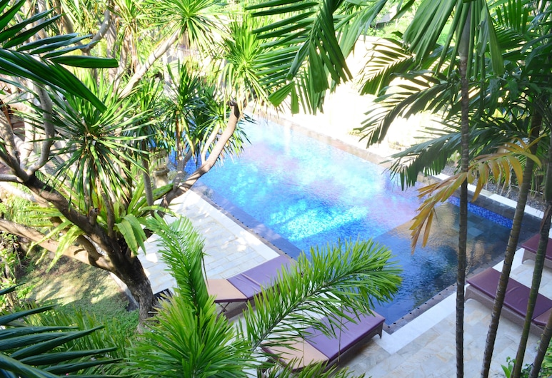 Puri Anom Guest House, Denpasar, Outdoor Pool