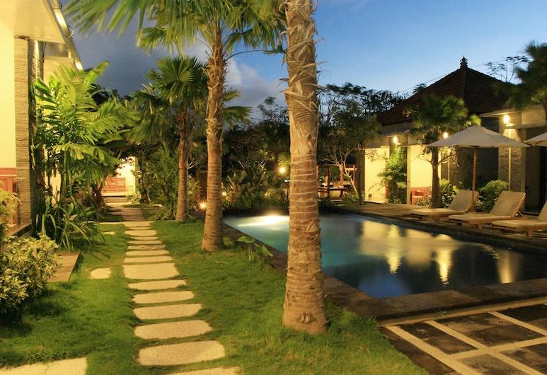 D' Padang, Pecatu, Courtyard
