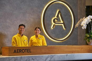 세팡의 에어로텔 쿠알라룸푸르 (에어포트 호텔), 게이트웨이@클리아2 사진