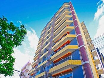 在清迈的市中心翡翠大楼酒店照片