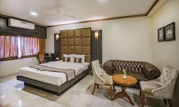 A(z) HOTEL 24 SEVEN hotel fényképe itt: Nashik