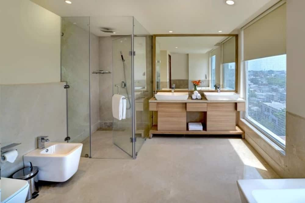 Deluxe-Suite, 1King-Bett - Badezimmer