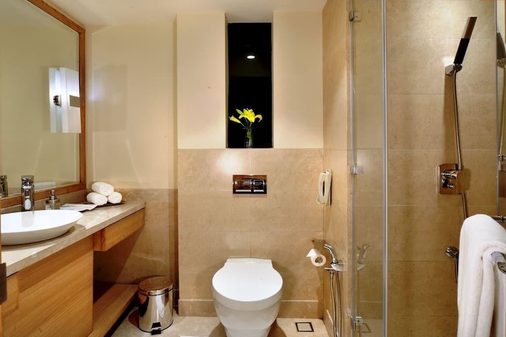 Superior-Doppelzimmer, 1King-Bett - Badezimmer