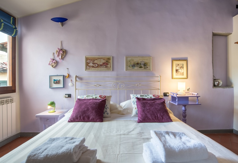 Una Finestra sulle Cappelle Medicee, Florence, Apartment, 1 Bedroom, Room