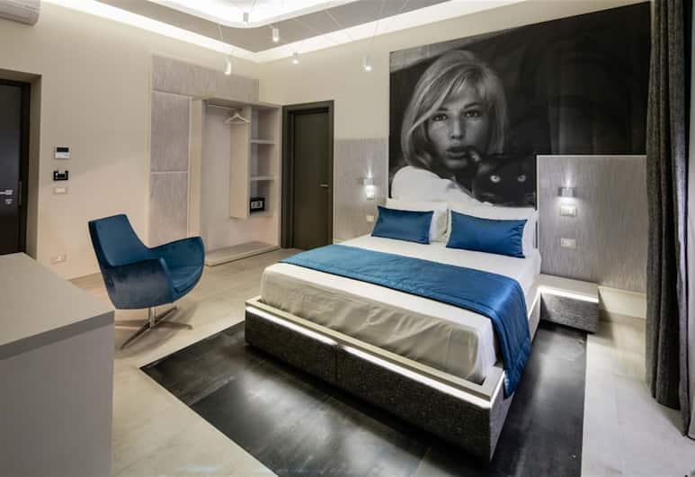 Via Veneto Luxury Suites, Rome, Camera doppia, Camera