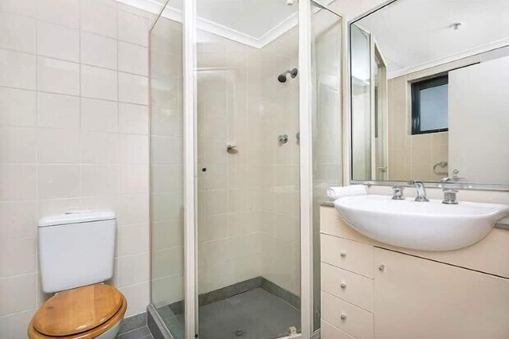 Appartement, 1 slaapkamer - Badkamer