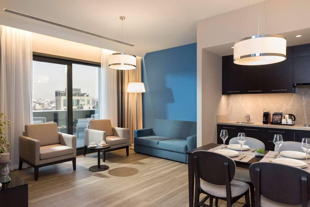 Suite, 2Schlafzimmer, Kochnische (Terrace) - Zimmer