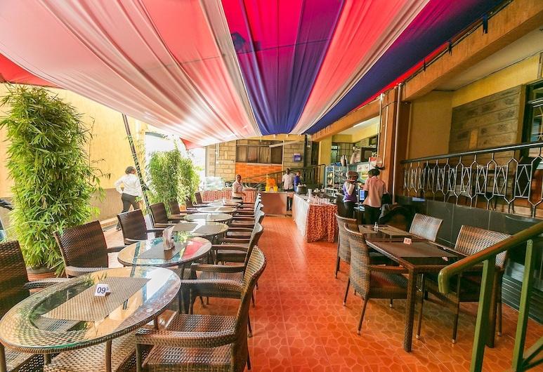 Upperhill Blueberry Hotel, Nairobi, Hotel Bar