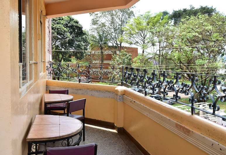 Maru B Courts Hotel, Nyeri, Rõdu
