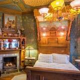 Chambre Deluxe, 1 grand lit, non-fumeurs, salle de bains privée - Chambre
