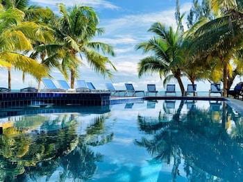 Selline näeb välja Maya Beach Hotel, Placencia