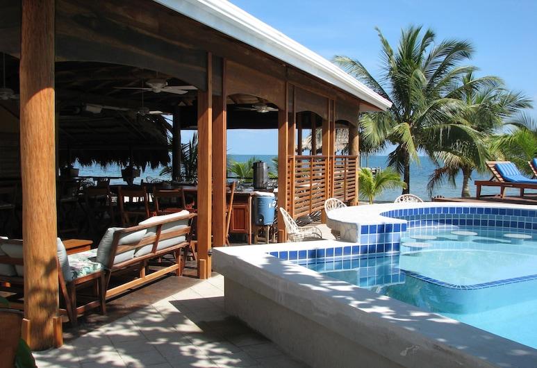 Maya Beach Hotel, Placencia, Outdoor Pool