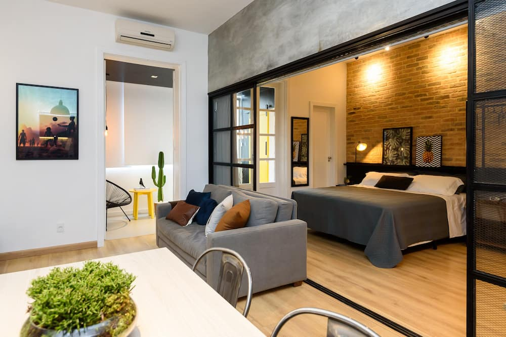 Apartament (NSC-902) - Salon