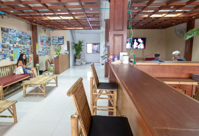 P&T 青年旅舍, 蘇梅島, 酒店酒廊
