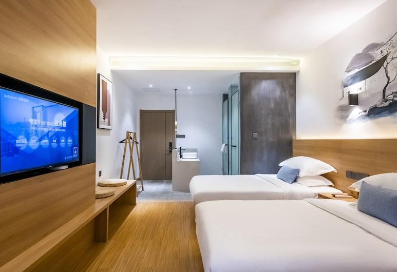 NO.5 Vogue Hotel Suzhou, Suzhou, City Triple Room, Guest Room