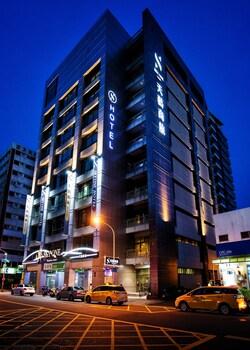 Kaohsiung — zdjęcie hotelu Skyone Hotel