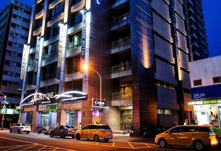 Skyone Hotel, Kaohsiung, Façade de l'hôtel