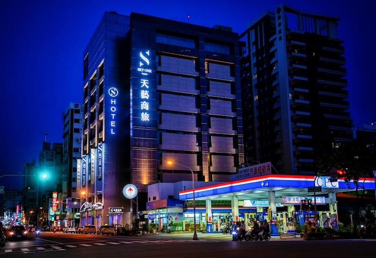 Skyone Hotel, Kaohsiung, Fasada hotelu