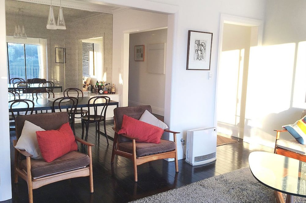 Panoramic-Apartment, 2Schlafzimmer - Wohnbereich
