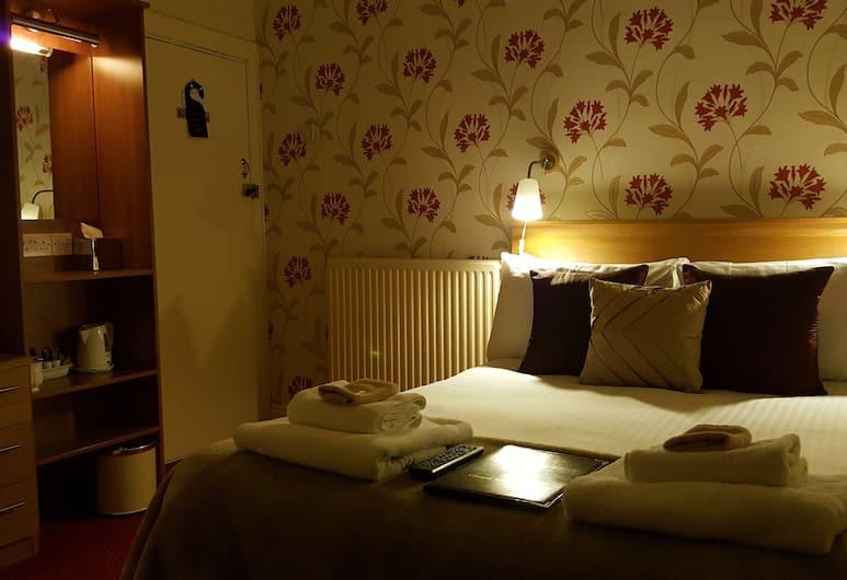 Gabrielle's Hotel, Blackpool, Deluxe-dobbeltværelse, Værelse