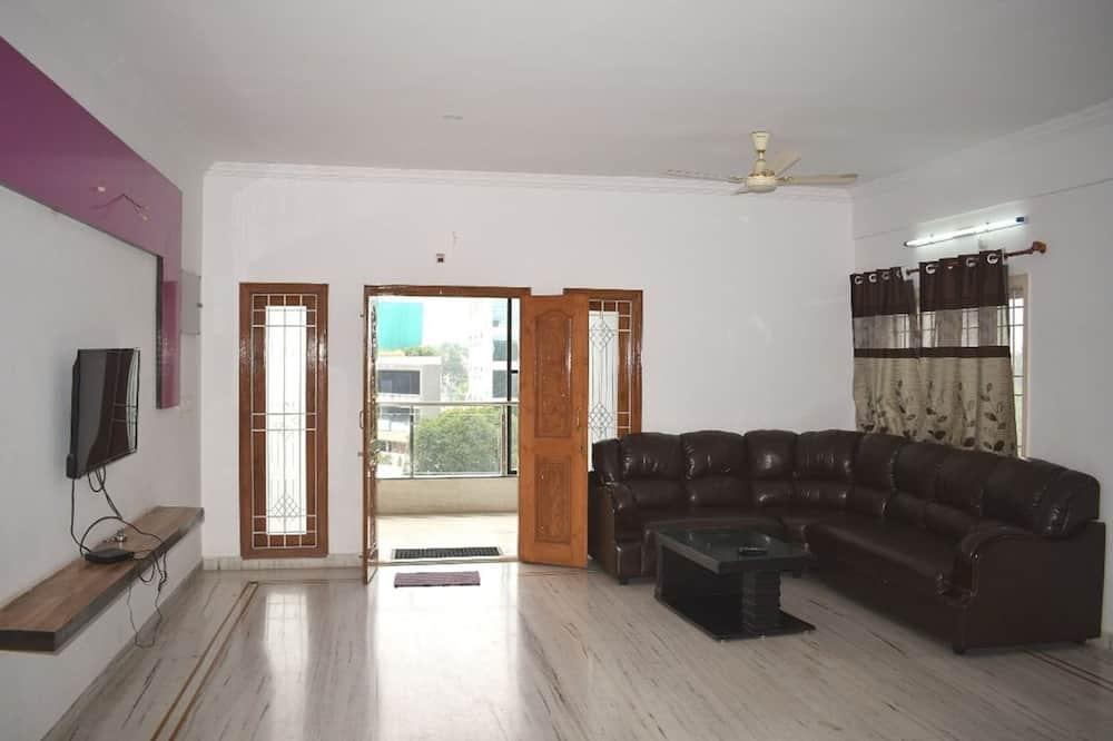 Apartament typu Premium, Łóżko king - Salon