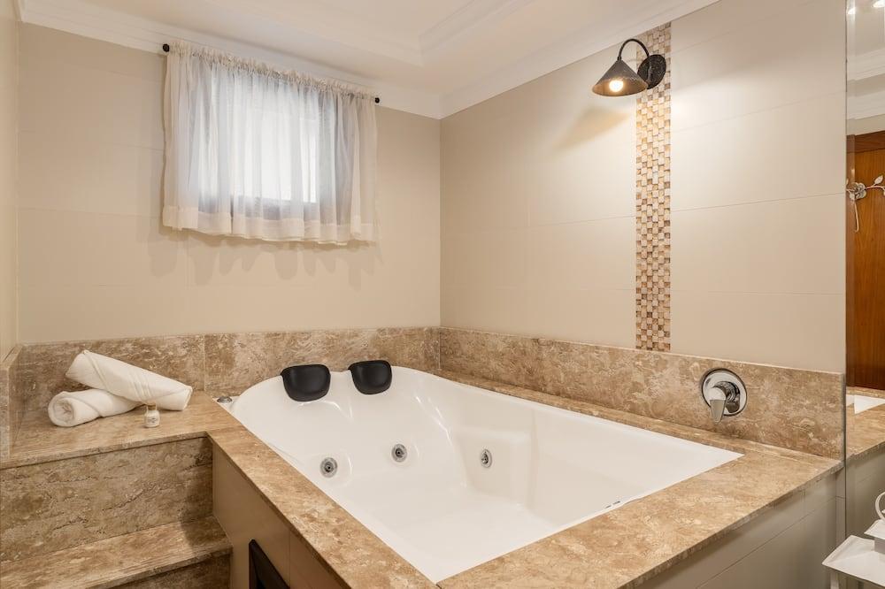スイート ジェットバス (VIP) - 専用スパ用浴槽