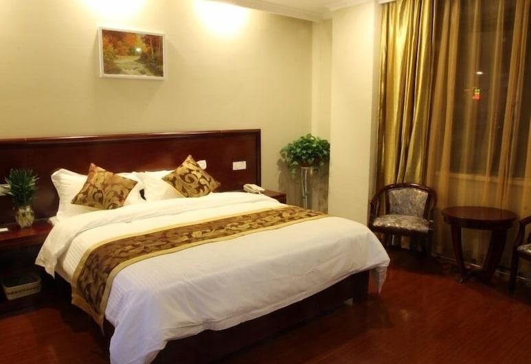 GreenTree Inn Prov. Suzhou Wuzhong Fengjin Rd Business Hotel, Suzhou, Guest Room