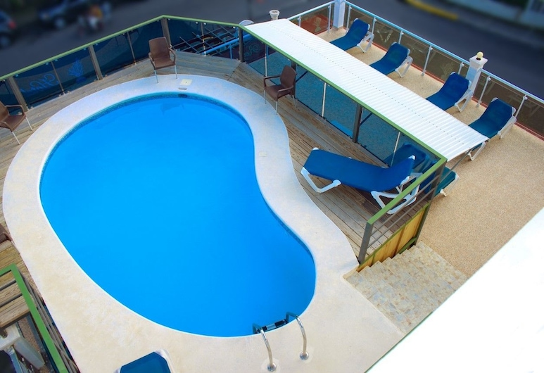Anton Reef, Sosua, Pool