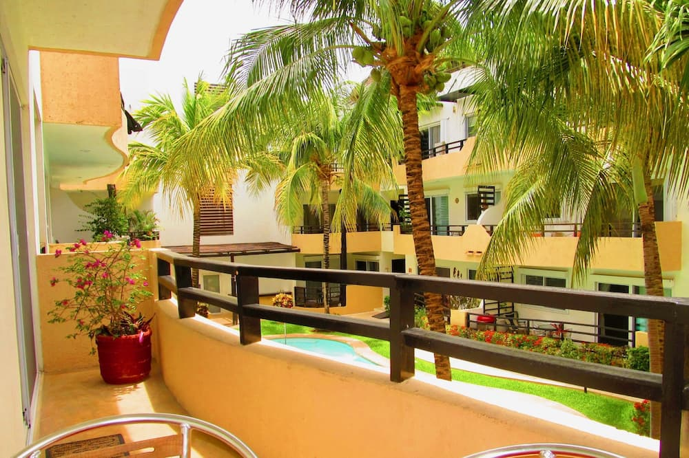 Lägenhet Comfort - 2 sovrum - Balkong