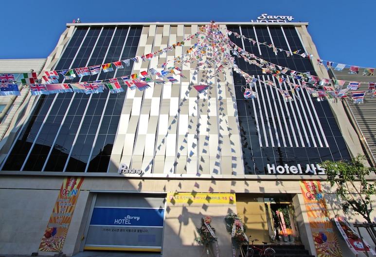 甘藍飯店, 大邱