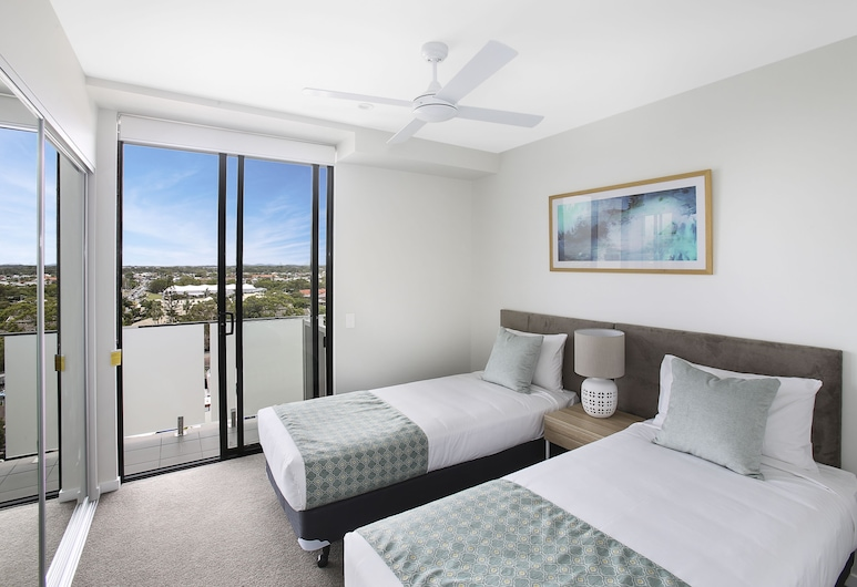Direct Hotels - Sea Breeze Mooloolaba, Mooloolaba, Two Bedroom Apartment with Water Views, Guest Room