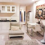 1 Bedroom Apartment - غرفة معيشة