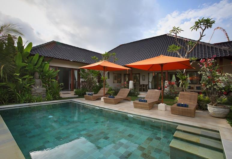 Satori Villas Bali, Ubud, Villa, 4 Bedrooms, Private Pool (Banana), Private pool
