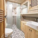 Oda, 5 Yatak Odası - Banyo