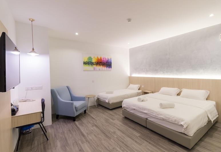 iO 酒店, 吉隆坡, 家庭標準客房, 客房