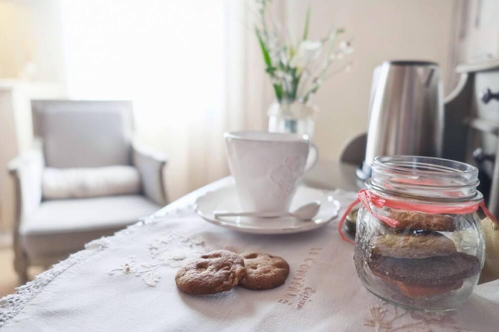舒適雙人房 - 客房餐飲服務