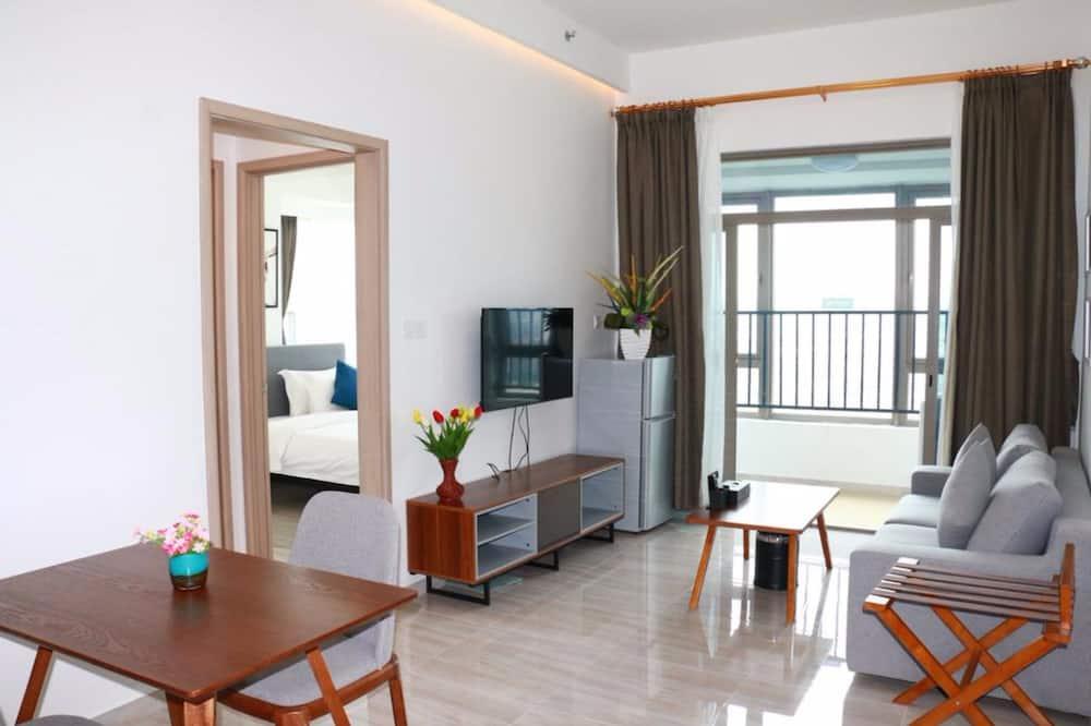 Suite Exécutive - Salle de séjour